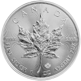 Maple Leaf 1 Oz 2017