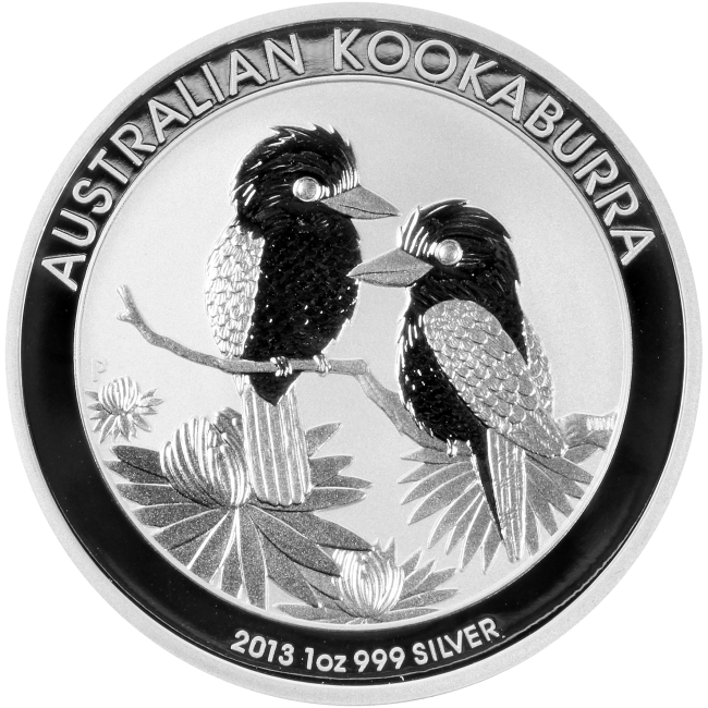 Australian Kookaburra 1 1 Oz 2013 Investičn 237 Stř 237 Brn 233