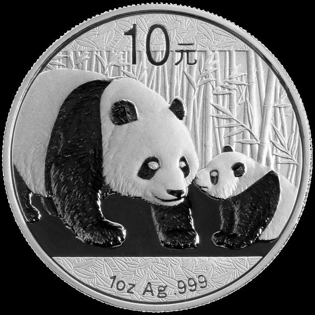 Č 237 Nsk 225 Panda 1 Oz 2011 Investičn 237 Stř 237 Brn 233 Mince